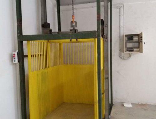 Harga Lift Barang Kapasitas 1 Ton di Bali