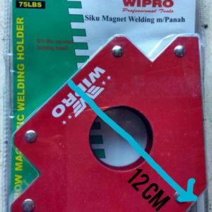 Jual Siku Magnet 12cm untuk las di Bali