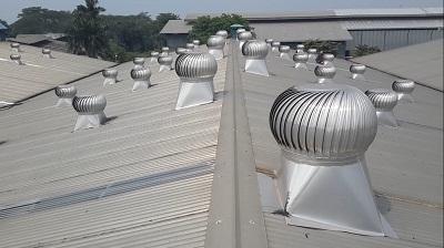 Jual Cyclone Turbine Ventilator Bali 01