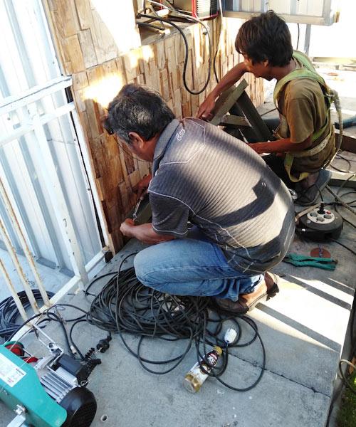Jasa Pembuatan Dumbwaiter atau Lift makanan di Bali 10