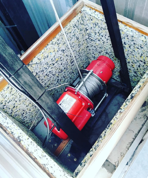 Jasa Pembuatan Dumbwaiter atau Lift makanan di Bali 4