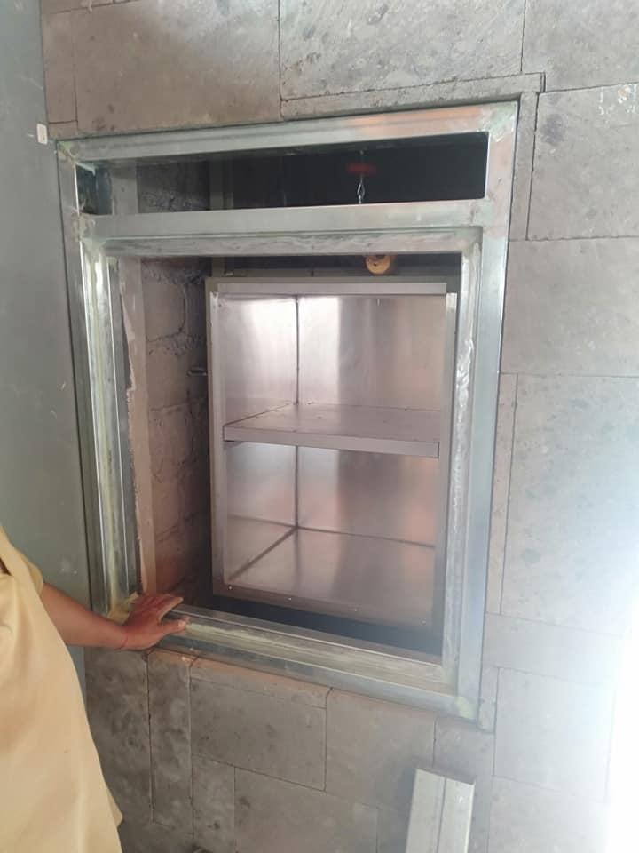 Lift Barang Rumah Sakit Wisma Prasanthi Tabanan 3