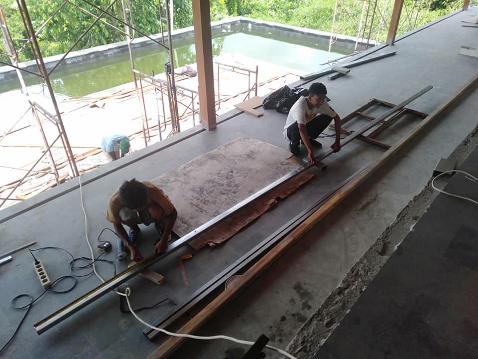 Pemasangan Dumbwaiter Ubud Bali 3