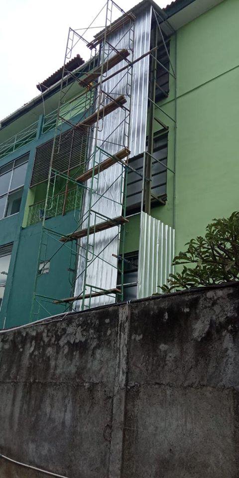 Lift Barang Rumah Sakit Wisma Prasanthi Tabanan 1