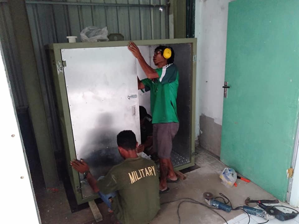 Lift Barang Rumah Sakit Wisma Prasanthi Tabanan 4