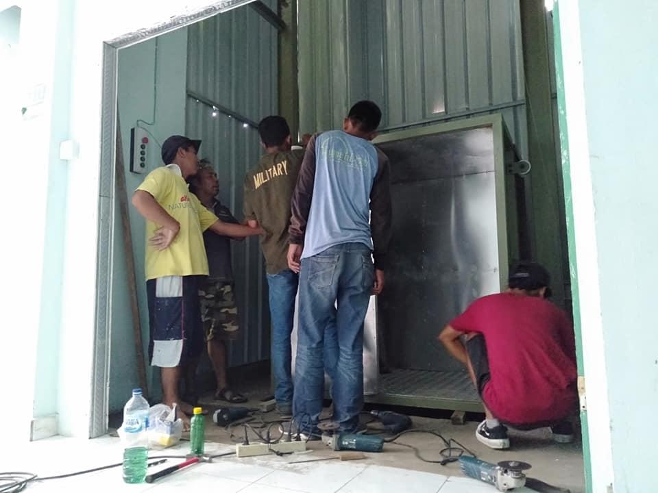 Lift Barang Rumah Sakit Wisma Prasanthi Tabanan 5