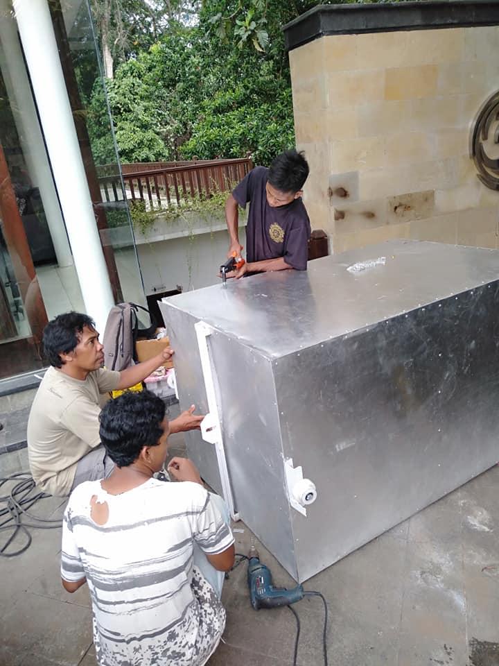 Pemasangan Dumbwaiter Ubud Bali 4